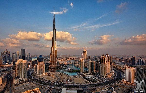 Bildresultat för burj khalifa