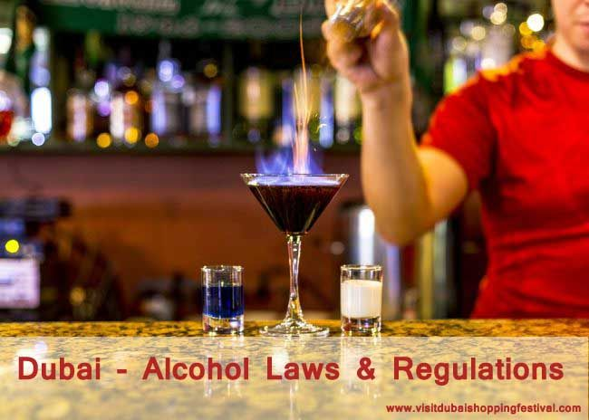 Alcohol Laws and Regulations in Dubai, UAE