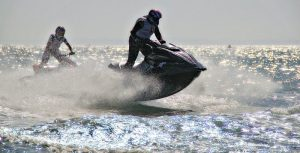 Things to do during Jet Ski ride
