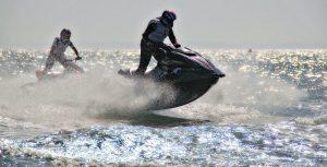 Things to do during Jet Ski ride