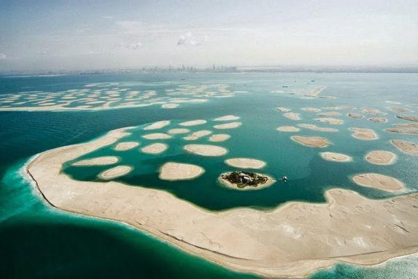 World Island Archipelago