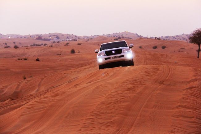 Price of desert safari in Dubai based on per person