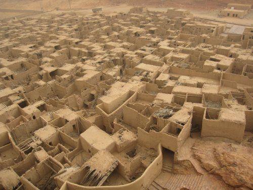 Old Arabia