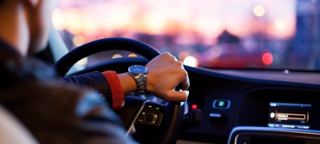 Car for hire with driver Dubai