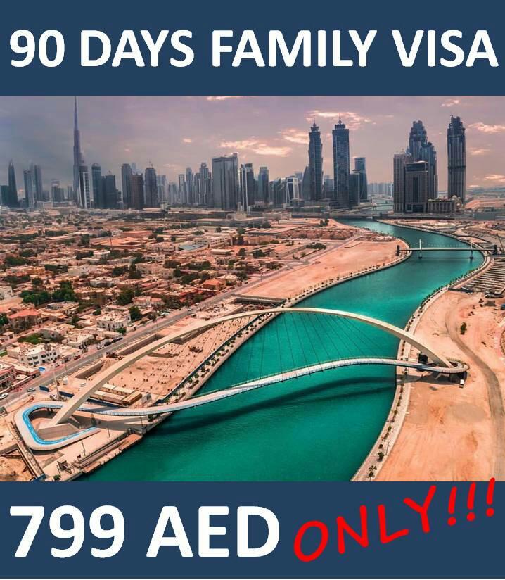 90 days visit visa deals
